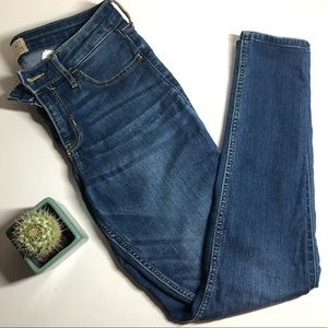 HOLLISTER - skinny jeans - size 5S